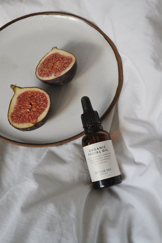 BY SARAH LONDON Organic Facial Oil