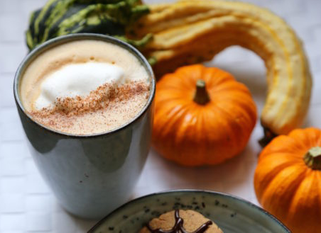 BY SARAH LONDON - Hemsley - Pumpkin Spice Latte