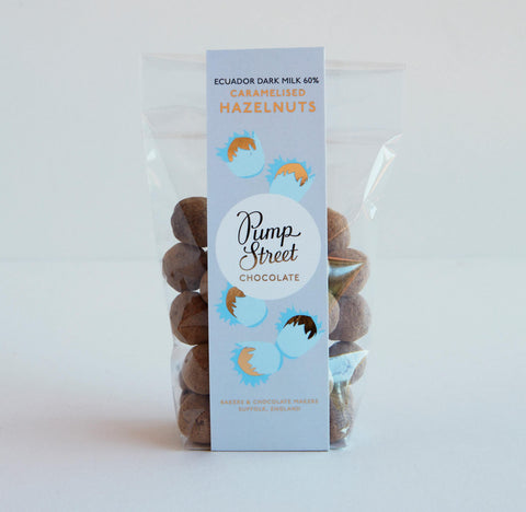 By Sarah London Christmas Gift Guide - Pump Street Chocolate