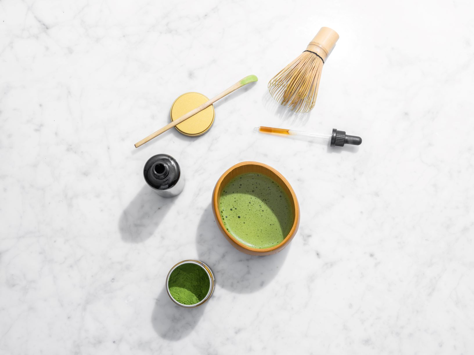 BY SARAH LONDON - Grown adaptogens and matcha