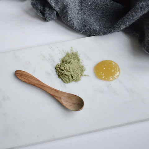 BY SARAH LONDON - Green Clay Face Mask