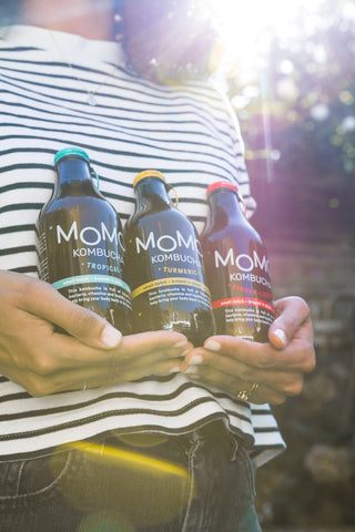 BY SARAH LONDON - Ethical Christmas Gift Guide - MOMO Kombucha
