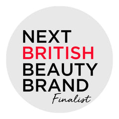By Sarah London Next British Beauty Brand Finalist