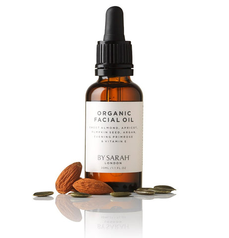 BY SARAH LONDON - Organic Facial Oil - Organic Pumpkin Seed Oil