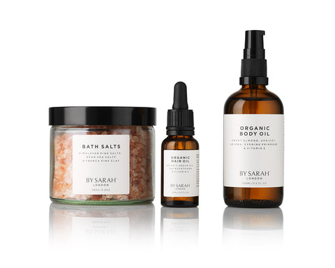 BY SARAH LONDON organic skincare