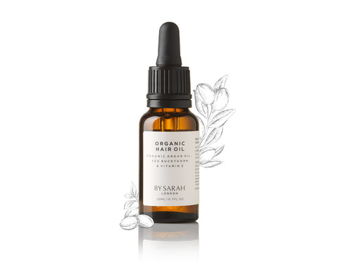 BY SARAH LONDON - Organic Hair Oil