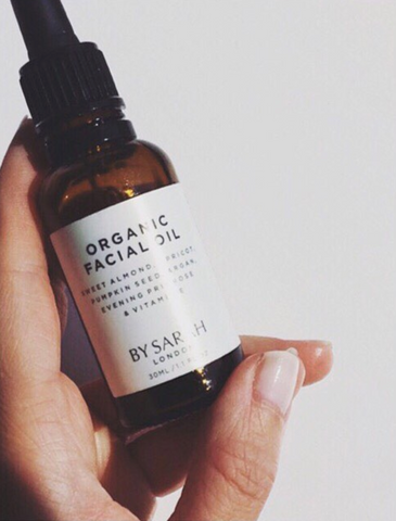 BY SARAH LONDON - award-winning Organic Facial Oil