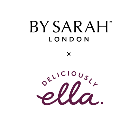 By Sarah London x Deliciously Ella