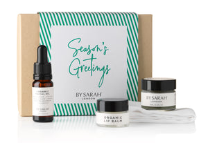BY SARAH LONDON - Christmas Gift - Deluxe Organic Travel Set