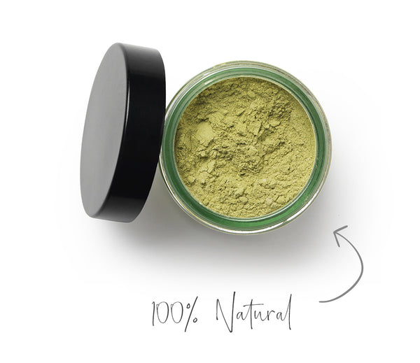 By Sarah London Green Clay Face Mask