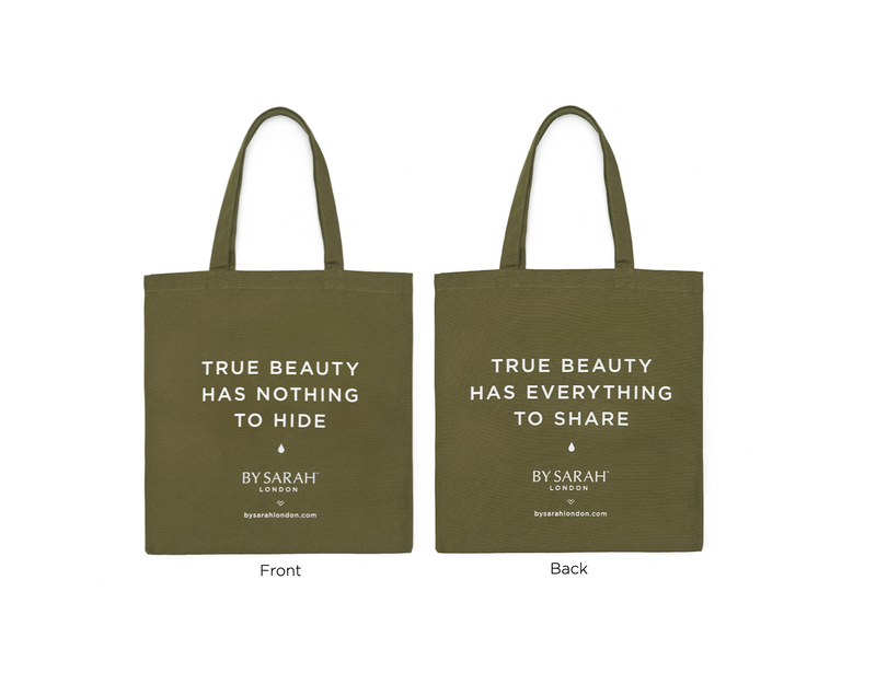 By Sarah London Organic Tote Bag