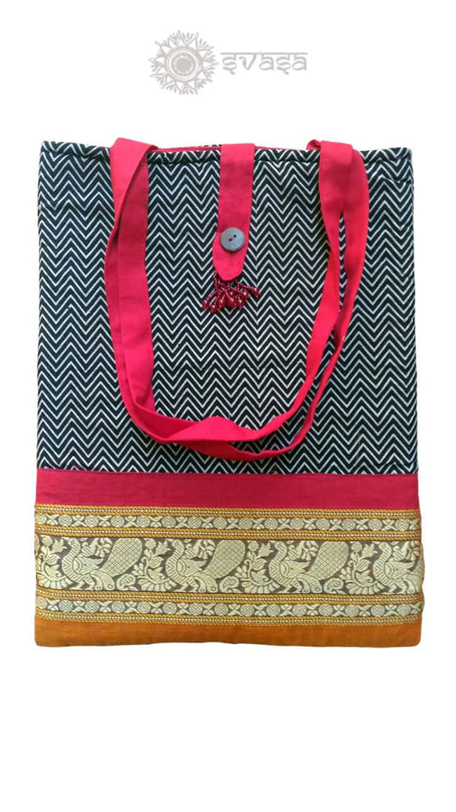 Potli Bag - Printed Bag - SvasaDesign