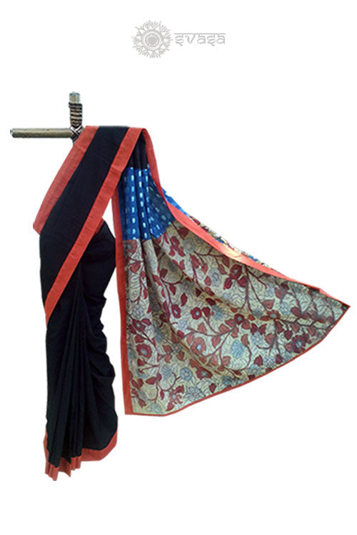 Handcrafted Cotton Saree