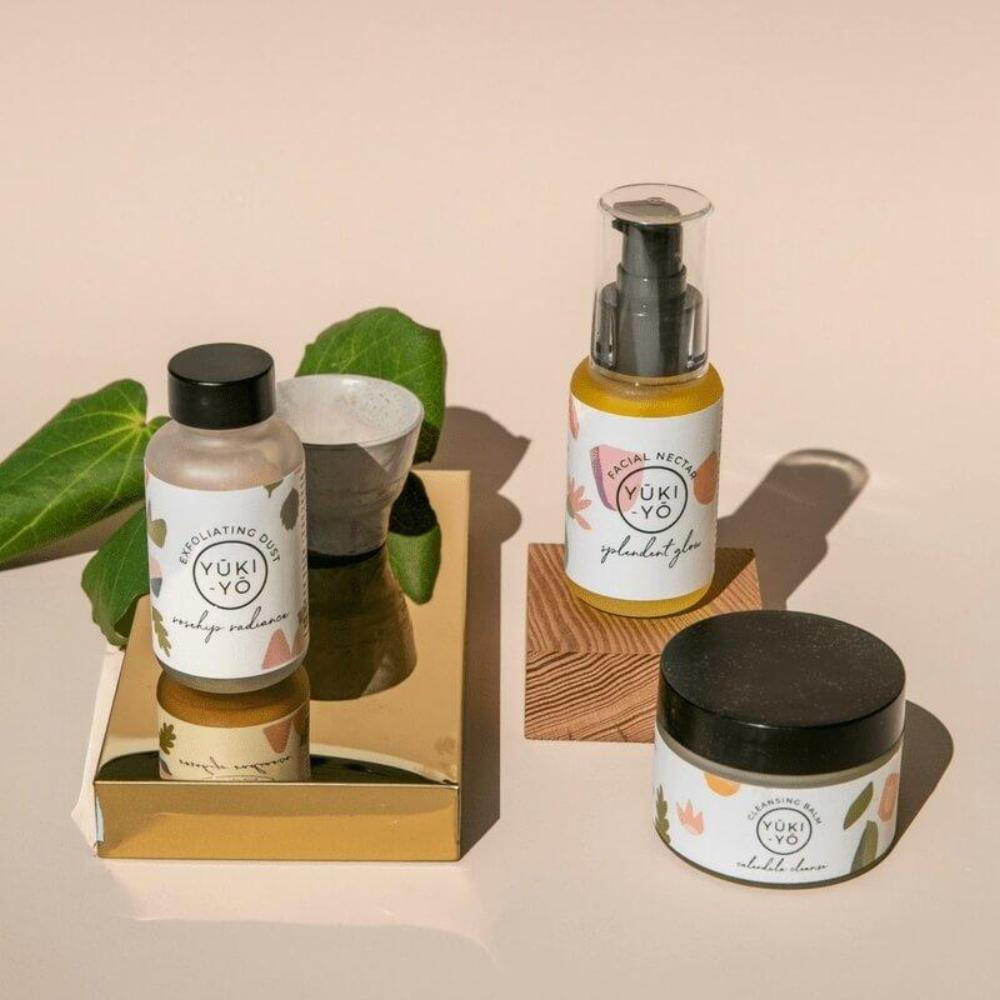 SKINCARE SET - face the day