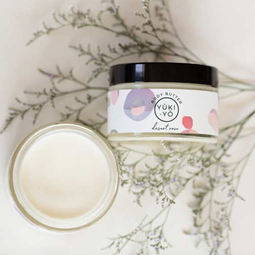 BODY BUTTER - desert rose