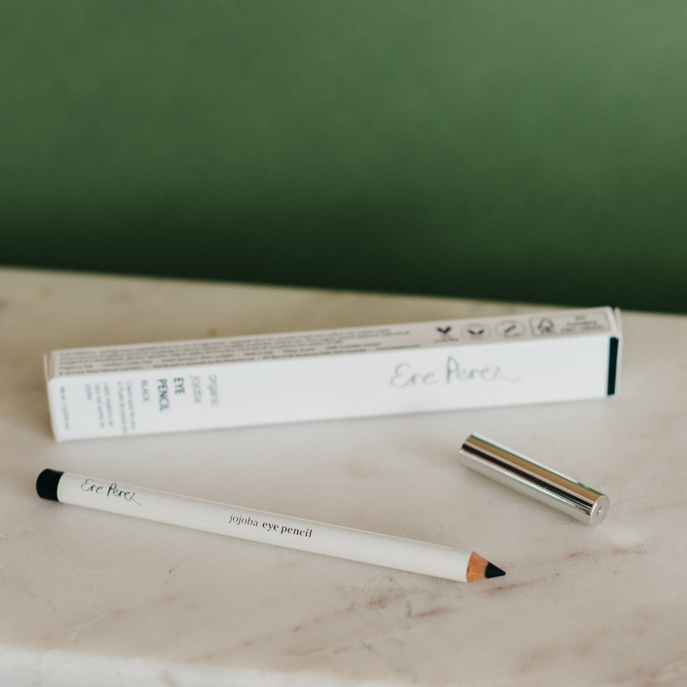Ere Perez natural eyeliner pencil, organic natural makeup