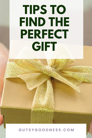 9 tips to find the perfect gift