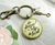 She Designed a Life She Loved Keychain Glam Quote Women Of Purpose Jewelry Brave Arrow - Gutsy Goodness