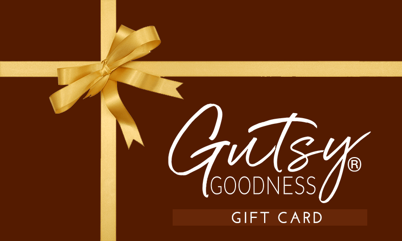 Gift Card - Gutsy Goodness