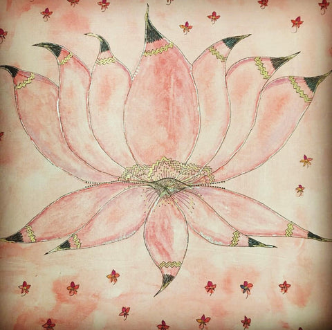 """KAMAL"" - The Lotus Flower"
