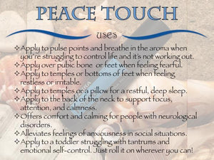 Peace Touch Roll On