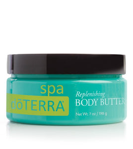 dōTERRA® SPA Replenishing Body Butter