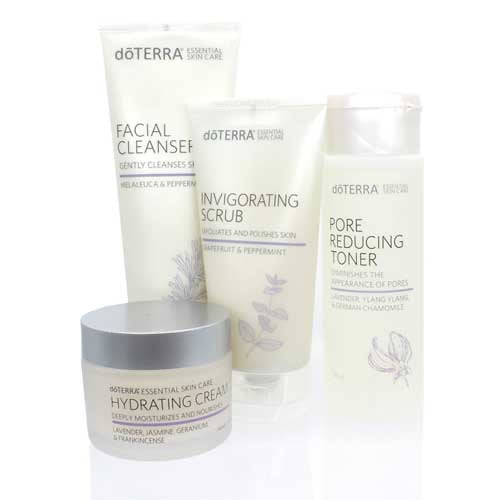 doTERRA Daily Skin Routine Kit