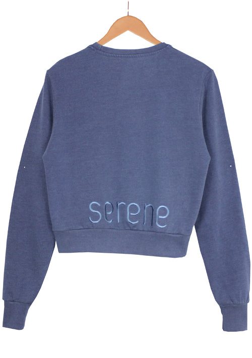 Blue Serene Sweat