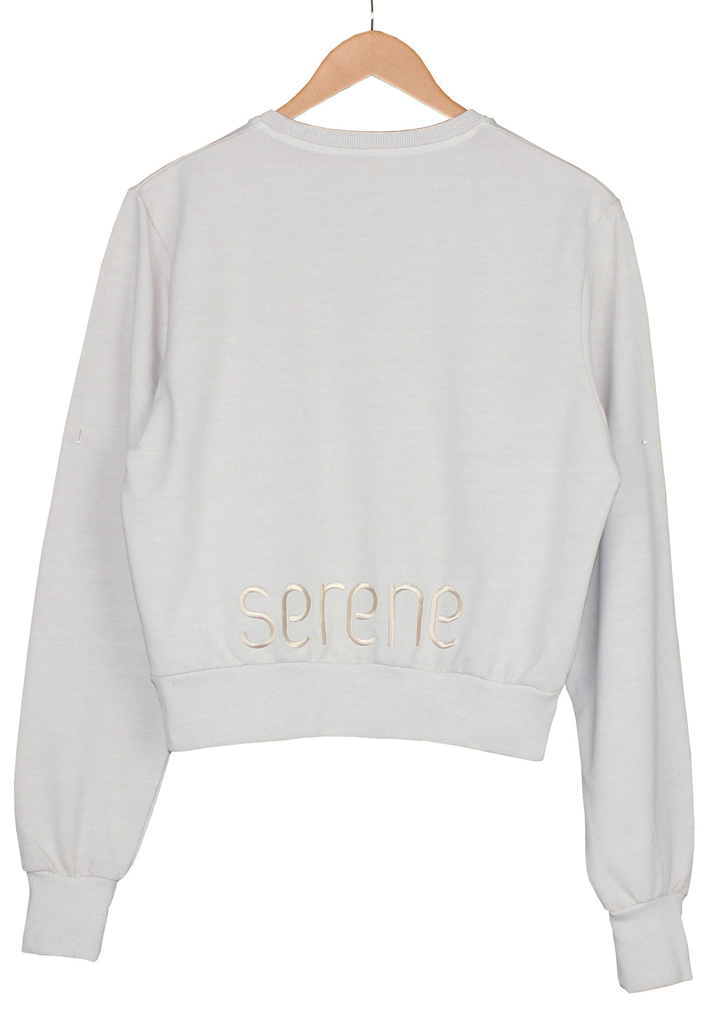 Soft Pink Serene Sweat