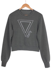 Charcoal Liberty Sweat