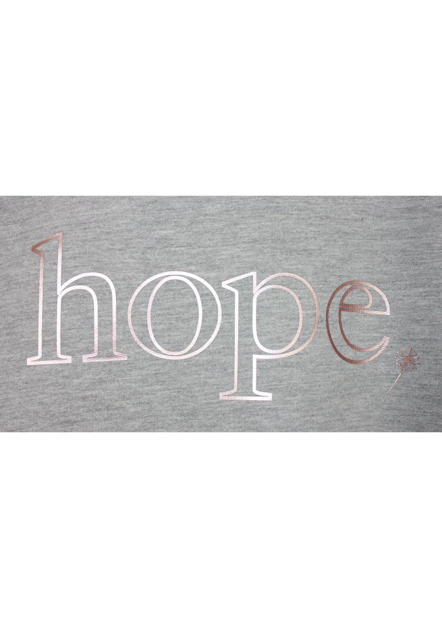 Hope Grey Sweat