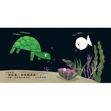 Load image into Gallery viewer, 小白魚的海底世界