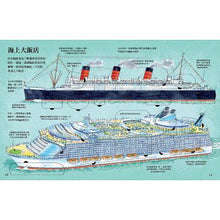 Load image into Gallery viewer, 小翻頁大發現7—我的航海工具大發現See Inside: Ships