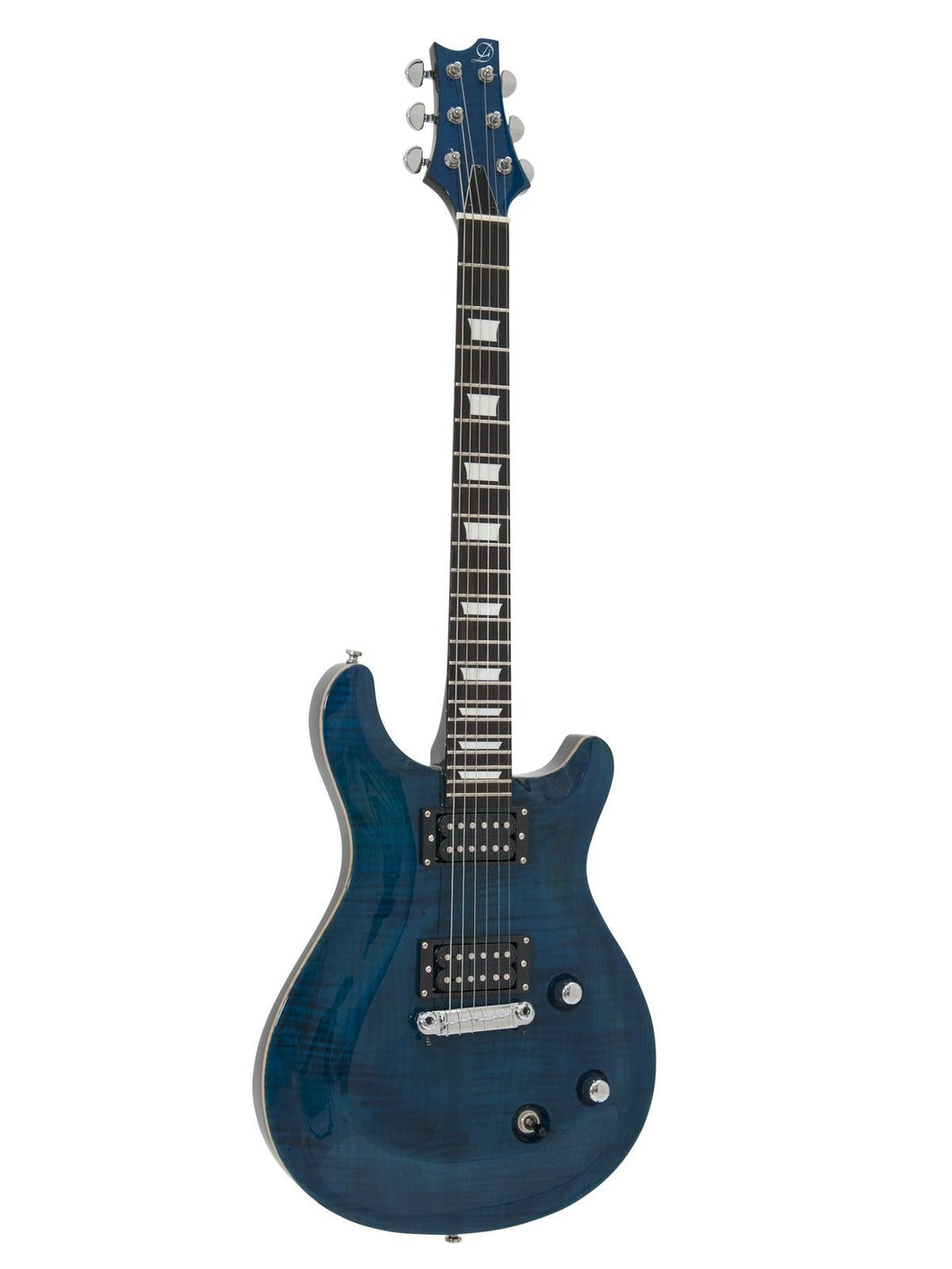 DIMAVERY DP-600 flamed blue