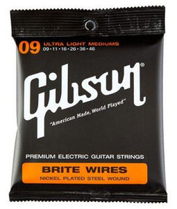 Gibson Brite Wires Ultra Light Mediums