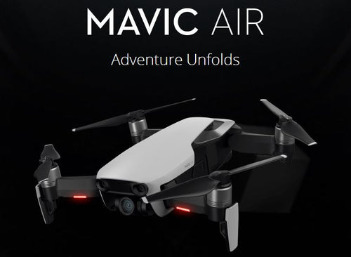 Dji Mavic Air helikopteri