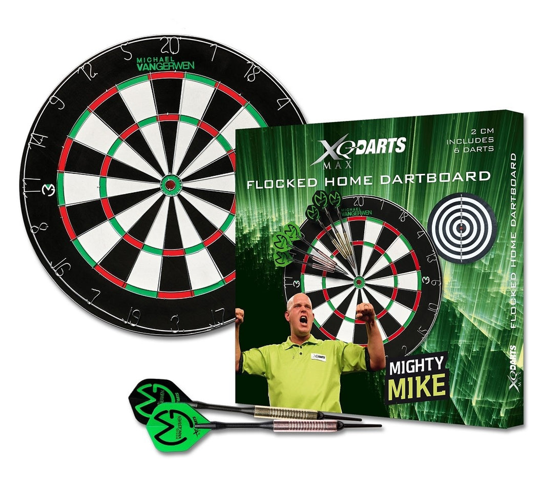 XQ Max Mighty Mike Dartstaulu