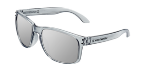 BOLD BRIGHT GREY - SILVER POLARIZED
