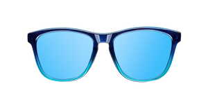 GRADIANT BRIGHT BLUE - ICE BLUE POLARIZED