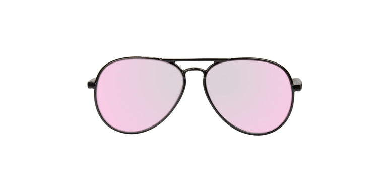 YAW SHINE BLACK - ROSE GOLD POLARIZED