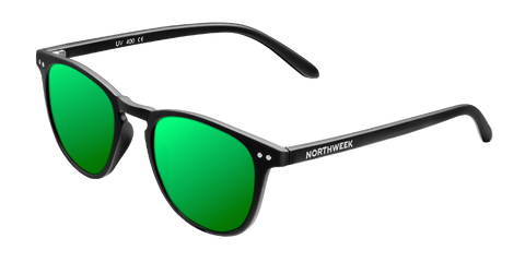 wall-matte-black-green-polarized