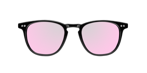 WALL SHINE BLACK - ROSE GOLD POLARIZED