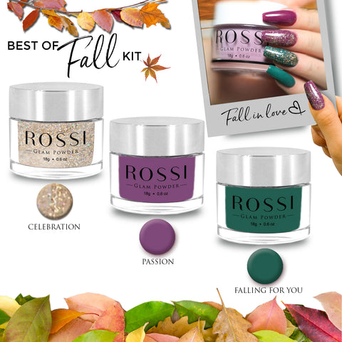 Rossi Nails Best of Fall Kit