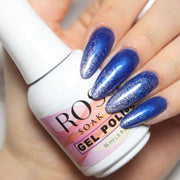 Rossi Half Cover Acrylic Nails (500pcs)