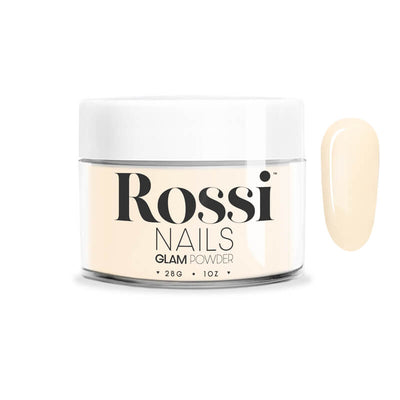 ROSSI Nails Glam Powder 001 Honeymoon