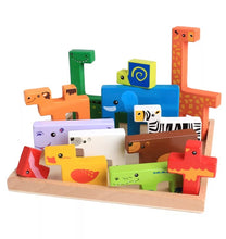 Creative Animal Blocks