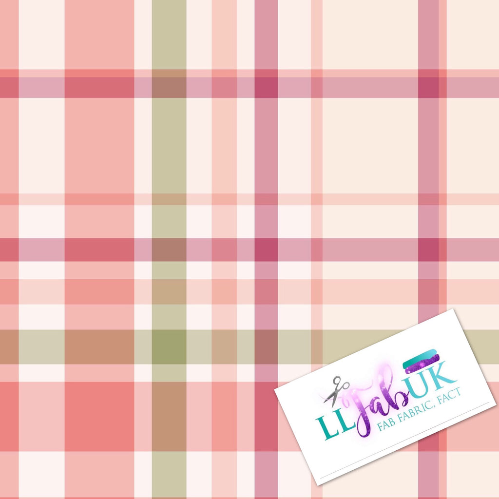 RETAIL - ROUND 15B - PINKY PLAID
