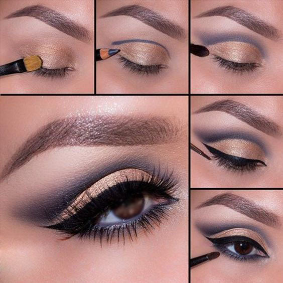 How to Imitate Bigger Lids with Makeup