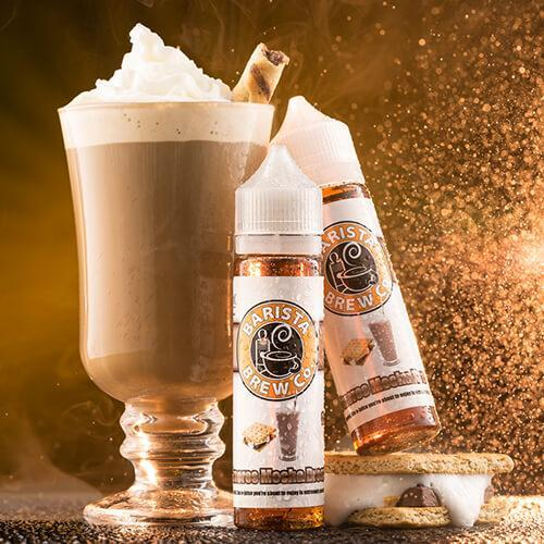 Barista Brew Co - Smores Mocha Breeze 60ML RTV