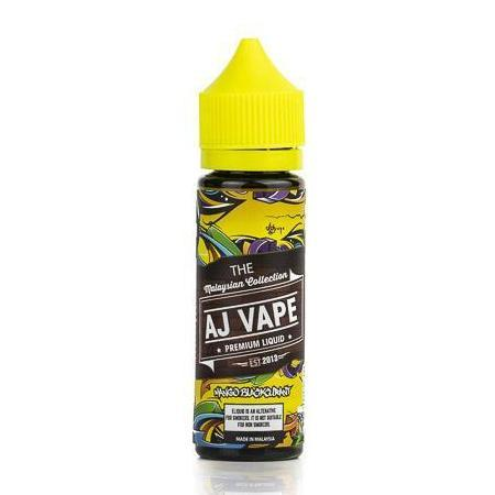 AJ Vapes Mango Blackcurrant